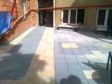Znojmo-terasa na drenážní rohoži s volnou pokládkou (5)