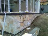 Znojmo- terasa s lepenou dlažbou na rohoži (5)